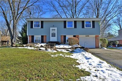 Warren Single Family Home For Sale: 1268 Cranbrook Cir Northeast