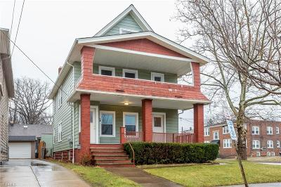 Lakewood Multi Family Home For Sale: 1539 Lakewood Ave