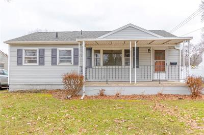 Hubbard Single Family Home For Sale: 524 Moore Street
