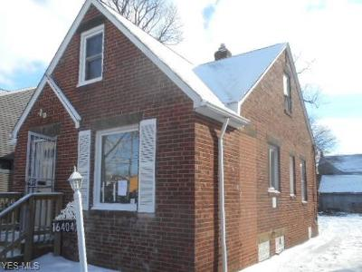 Cleveland Single Family Home For Auction: 16404 Invermere Ave