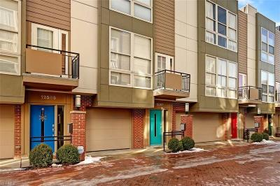 Cleveland Condo/Townhouse For Sale: 12587 Larchmere Blvd #W-4
