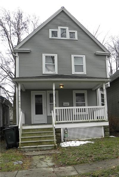 Elyria Single Family Home For Sale: 240 7th St