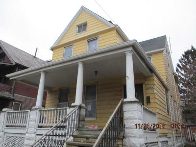Cleveland Multi Family Home For Sale: 2054 West 98th St