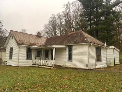 Perry County Single Family Home For Sale: 568 North State St