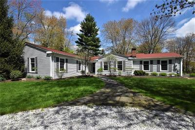 Chagrin Falls Single Family Home For Sale: 6 Deerfield Dr
