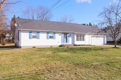 Perry Single Family Home For Sale: 4175 Lane Rd