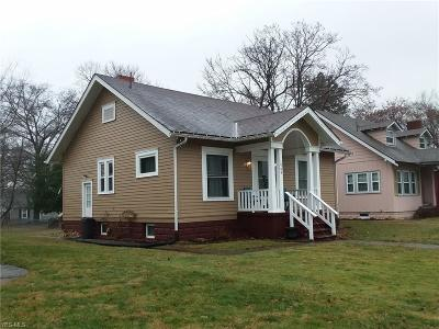Muskingum County Single Family Home For Sale: 1909 Hazel Ave