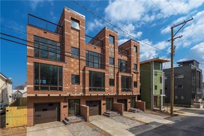 Tremont Condo/Townhouse For Sale: 2501 Thurman Avenue
