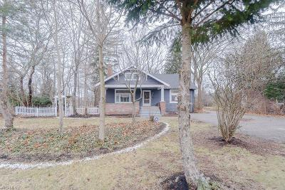 North Olmsted Single Family Home For Sale: 27370 Butternut Ridge Rd