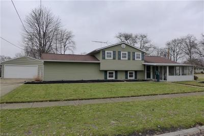 North Ridgeville Single Family Home For Sale: 34760 Leslie Ave