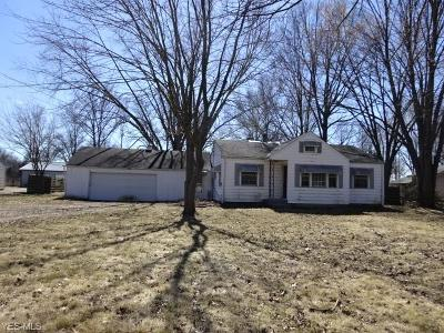 North Ridgeville Single Family Home For Sale: 36505 Schaefer Dr