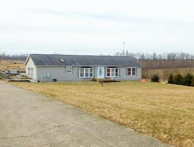 Licking County Single Family Home For Sale: 10045 Tarlton Rd