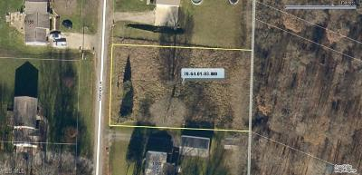 Muskingum County Residential Lots & Land For Sale: Greiner Dr
