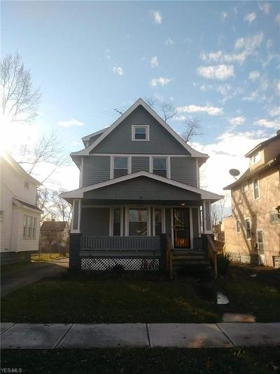 Cleveland Single Family Home For Sale: 11718 Robertson