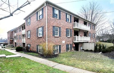 Summit County Condo/Townhouse For Sale: 43 Berkshire Ct #7C