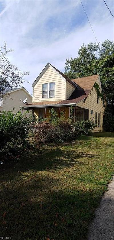 Cleveland Single Family Home For Sale: 6721 Hough Ave