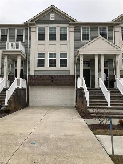 Pepper Pike Condo/Townhouse Contingent: 5985 North Pointe Dr