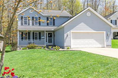 Chardon Single Family Home For Sale: 119 Sugarbush Glen