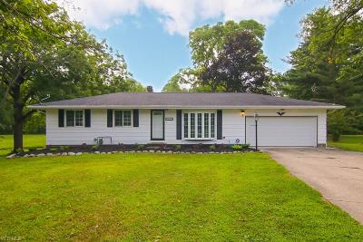 Sagamore Hills Single Family Home For Sale: 8197 Springview Rd