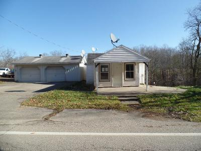 Morgan County Single Family Home For Sale: 3200 State Route 555 Northwest