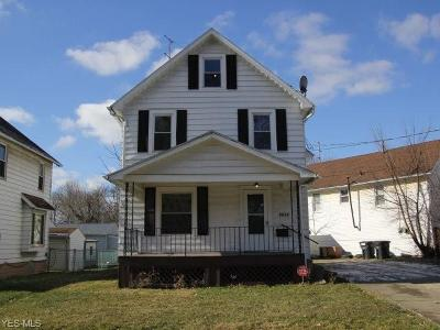 Warren Single Family Home For Sale: 1235 Laird Ave Northeast