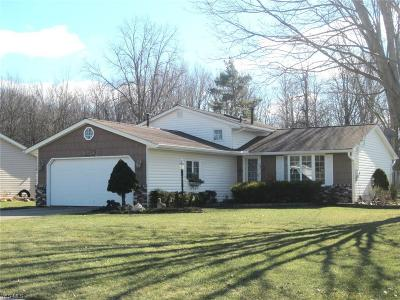 North Ridgeville Single Family Home For Sale: 34871 Highland Dr