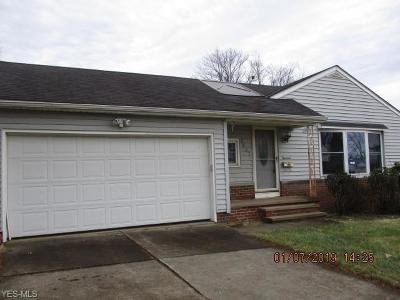 Cleveland Single Family Home For Sale: 4497 Longleaf Rd
