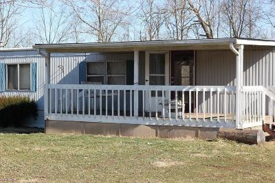 Licking County Single Family Home For Sale: 5100 Porter Rd Northeast