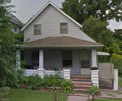 Cleveland Single Family Home For Sale: 3406 East 70 St