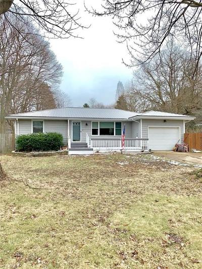 Perry Single Family Home Active Under Contract: 4319 Laburnum Drive