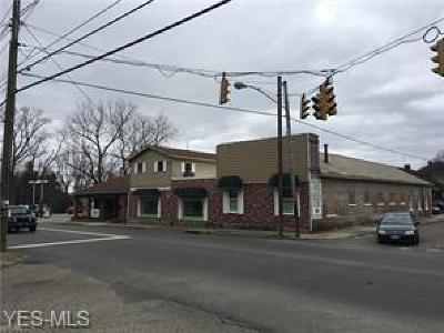 Zanesville Commercial For Sale: 1370 Greenwood Ave