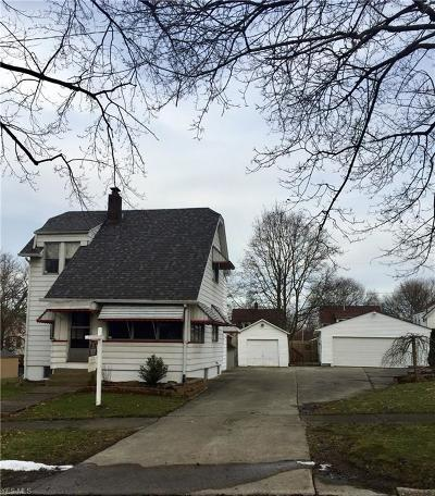Mcdonald Single Family Home For Sale: 313 Grant St