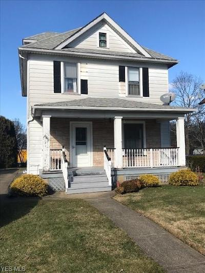 Single Family Home For Auction: 446 West Indiana Ave
