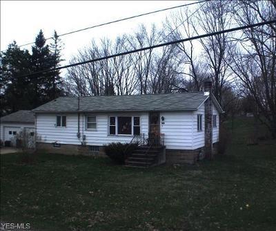 Warren Single Family Home For Sale: 1616 Lovers Ln Northwest