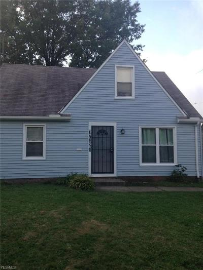 Cleveland OH Single Family Home For Sale: $57,900