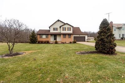 Single Family Home For Sale: 975 Stratford Pl