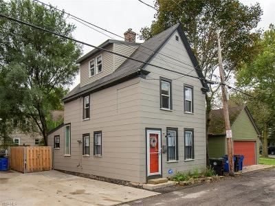 Cleveland Single Family Home For Sale: 4309 John Ct