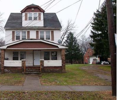 Cleveland Single Family Home For Sale: 11402 Avon Ave