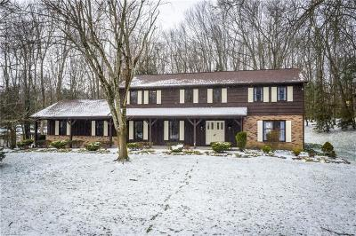 Summit County Single Family Home For Sale: 1300 Oak Knoll Dr
