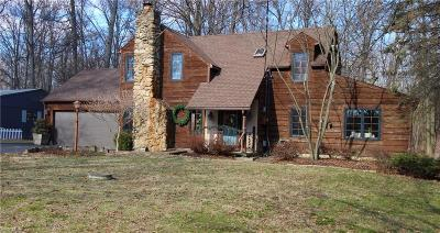 Olmsted Falls Single Family Home For Sale: 26814 Cranage Rd