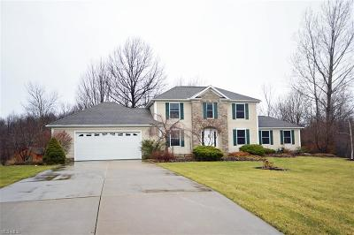 Lake County Single Family Home For Sale: 4660 Riverwood Dr
