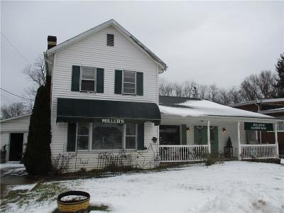 Muskingum County Commercial For Sale: 206 Main St