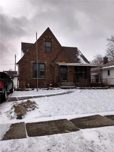 Parma Single Family Home For Sale: 7411 Dorothy Ave