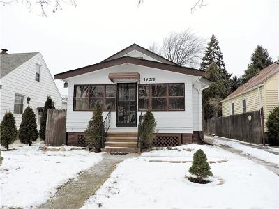 Cleveland Single Family Home For Sale: 14018 Beech Ave
