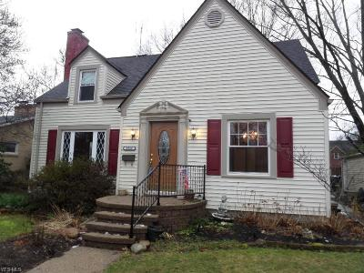 Warren Single Family Home For Sale: 2940 Foster Dr Northeast