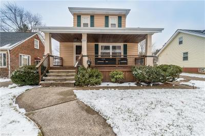 Fairview Park Single Family Home For Sale: 4257 West 227th St