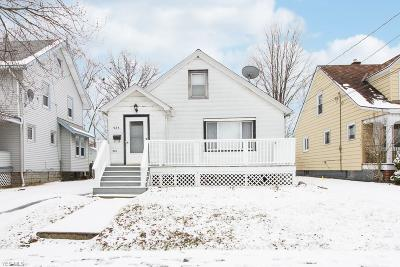 Lorain Single Family Home For Sale: 925 West 20th St
