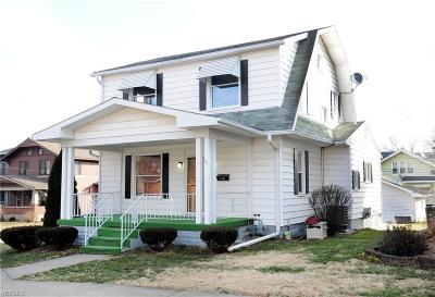 Guernsey County Single Family Home For Sale: 648 North 9th St