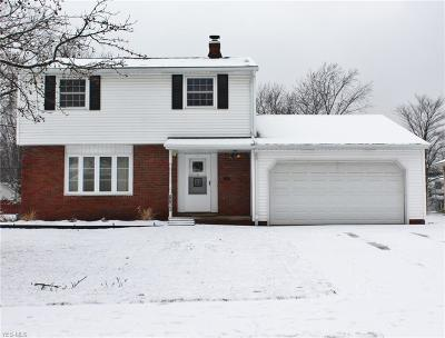 Parma Single Family Home For Sale: 2266 Augustine Dr