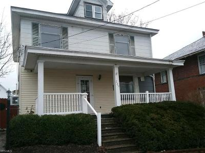 Guernsey County Single Family Home For Sale: 229 Mehaffey Ct